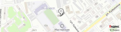Расчетно-кассовый центр на карте Октябрьского