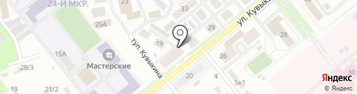 Мини-пекарня на карте Октябрьского