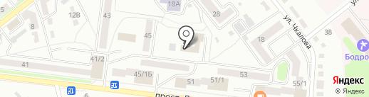 Военный Комиссариат Республики Башкортостан, ФКУ на карте Октябрьского