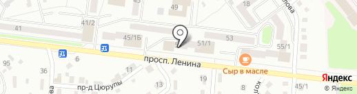 Супер суши на карте Октябрьского