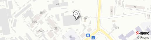 ОКТЯБРЬСКИЙ ХЛЕБОЗАВОД на карте Октябрьского