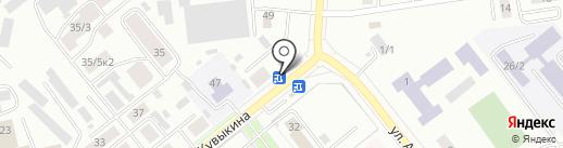 Бистро на карте Октябрьского