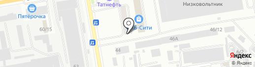 НОВАЯ МЕДИЦИНА на карте Октябрьского
