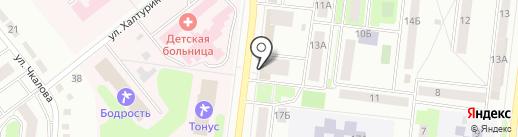 Marmelad на карте Октябрьского