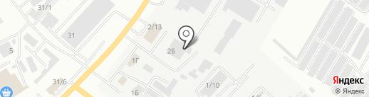 Добрый дом на карте Октябрьского