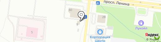 Greenrose на карте Октябрьского