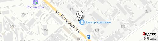 Кровкомплект на карте Октябрьского