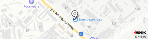 Центр крепежа на карте Октябрьского
