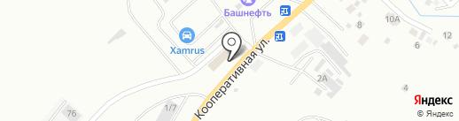 FIT SERVICE на карте Октябрьского