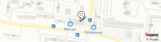 Пятница на карте Октябрьского