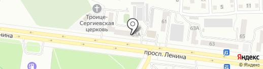 Ангелина на карте Октябрьского
