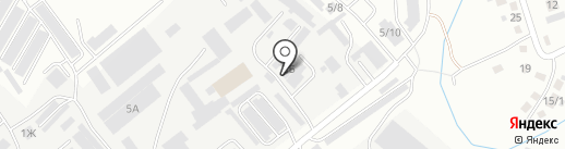 Скиф+ на карте Октябрьского
