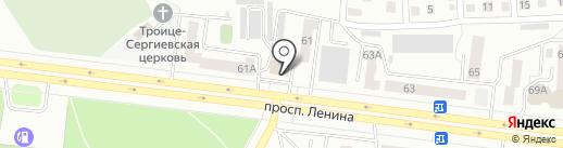 Эконом Place на карте Октябрьского