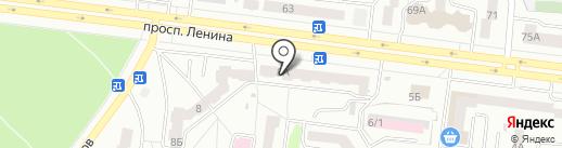 EuroPlat на карте Октябрьского