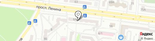 DIA на карте Октябрьского