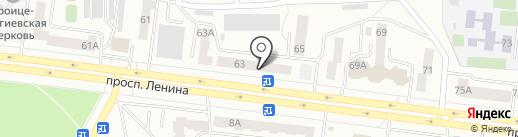 Эрудит на карте Октябрьского