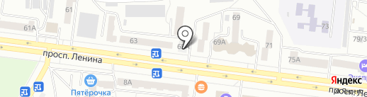 Ассорти на карте Октябрьского
