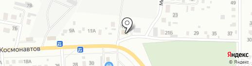 CursClub на карте Октябрьского