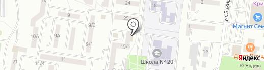 1000 мелочей на карте Октябрьского