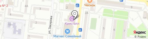 Фантазия на карте Октябрьского