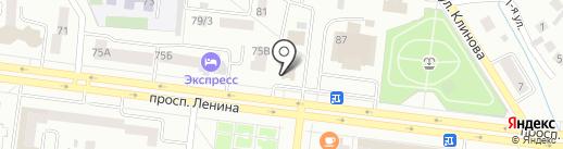 Alfa Dance на карте Октябрьского