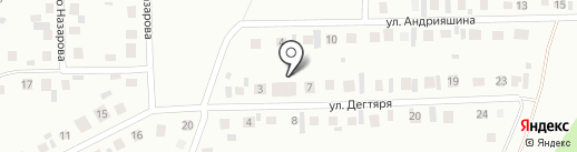 Прометей авто на карте Октябрьского