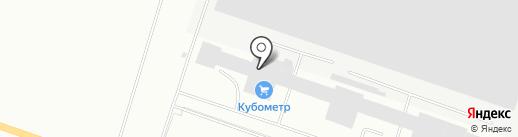 Этажи на карте Октябрьского