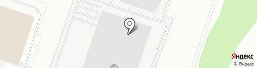 Золотой рог на карте Октябрьского