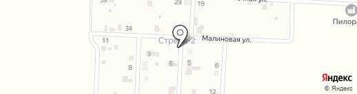 Деревянные Дома Поволжья-Оренбуржья на карте Девятого Января