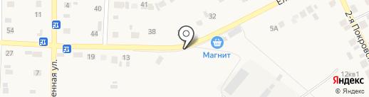 Парикмахерская на карте Подгородней Покровки