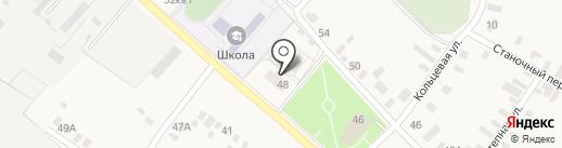 Ручеёк на карте Подгородней Покровки