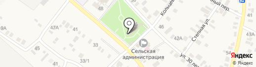 Центр культуры и досуга на карте Подгородней Покровки