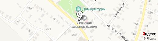 Красное & Белое на карте Подгородней Покровки