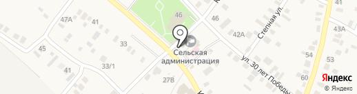 Фармленд-Оренбург на карте Подгородней Покровки