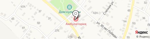 Сбербанк, ПАО на карте Подгородней Покровки