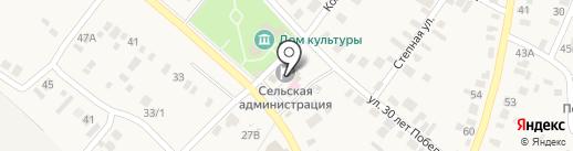 Поволжский банк Сбербанка России на карте Подгородней Покровки