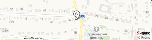 Магнит на карте Южного Урала