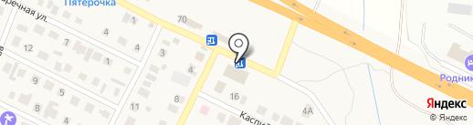 ЗАСТАВА на карте Ленины
