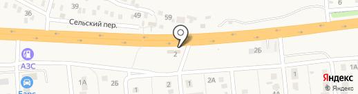 Светлана на карте Южного Урала