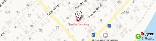 Фельдшерско-акушерский пункт на карте Ленины