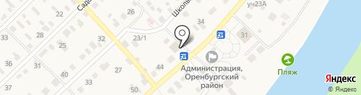 Лозова Русь на карте Ленины