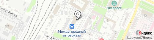 Слуховые аппараты на карте Оренбурга
