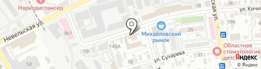 Kati на карте Оренбурга