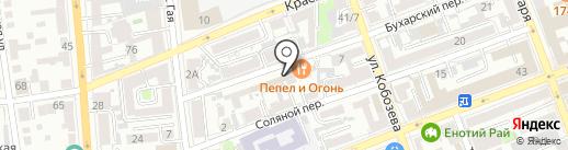 Межотраслевая Снабжающая Компания на карте Оренбурга