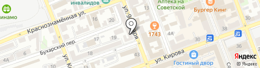 OldBoy на карте Оренбурга