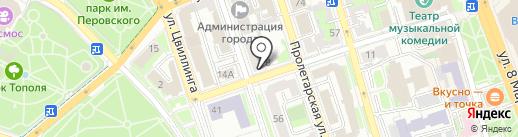 Ренессанс на карте Оренбурга