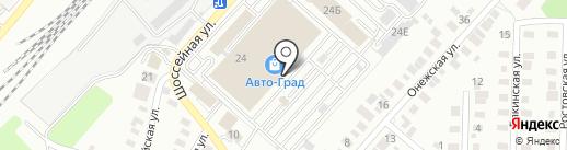 Next-Avto на карте Оренбурга