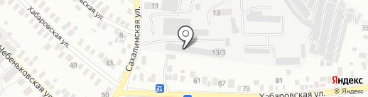 ТЕПЛОКОНТРАКТ56 на карте Оренбурга