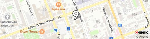 Rabbit Hole на карте Оренбурга