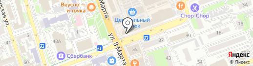 Любой каприз на карте Оренбурга